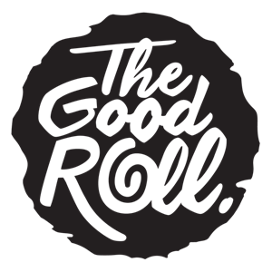 The Good Roll Logo